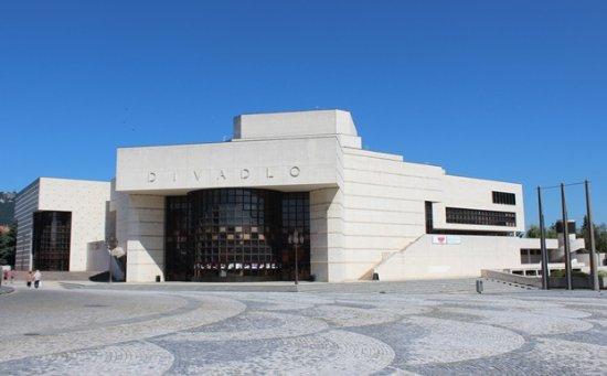 Nitra, Slovakia: Il teatro