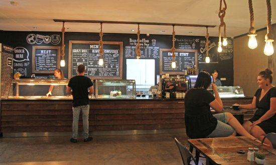 Moranbah, Avustralya: The Roast Shack