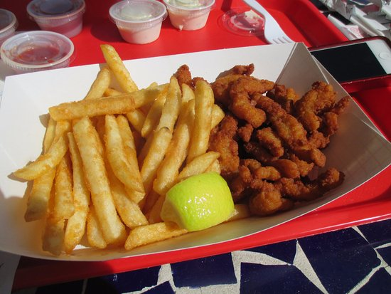 Sportsmen's Seafood: Sportsman's Seafood
