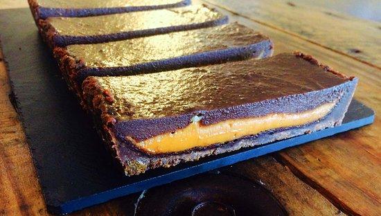 Moranbah, Avustralya: Chocolate Caramel Tart