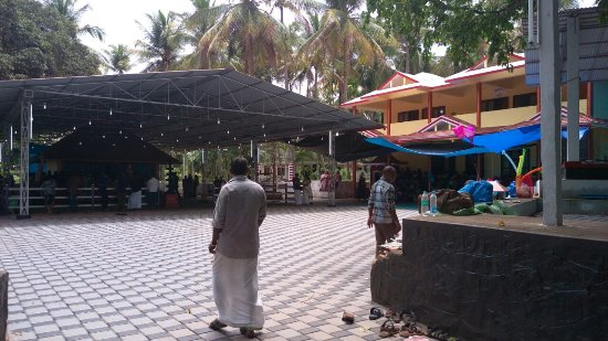 Thalassery, Indien: THIRA MAHOT is held from January 25 th to 27 th every year.