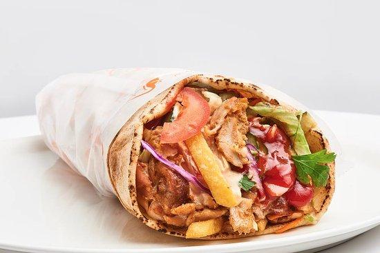 Moranbah, Avustralya: Chicken Kebab