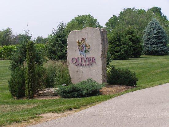 Bloomington, Индиана: Oliver Winery