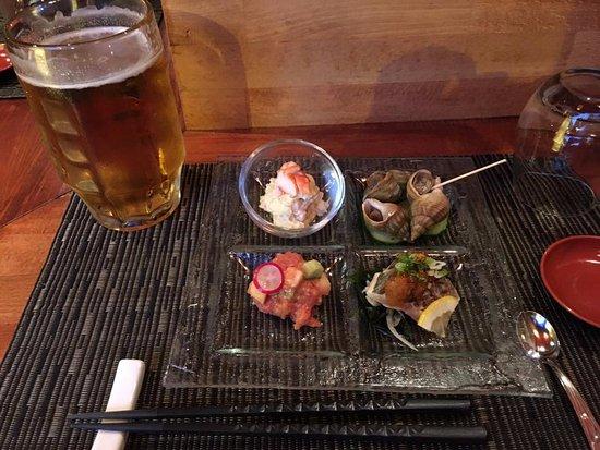 Shiki : Mixed starter
