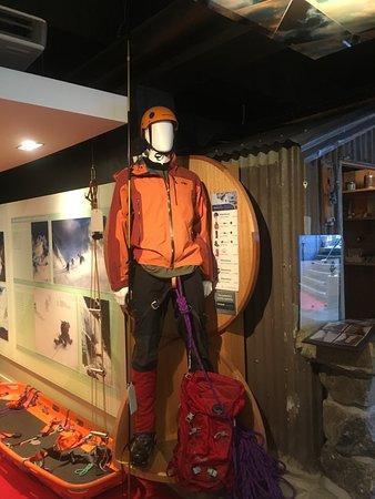 Sir Edmund Hillary Alpine Centre: For the practical climber
