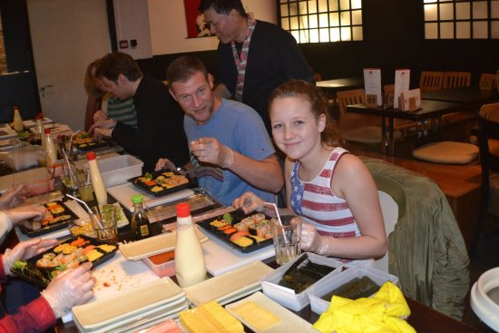 Rijswijk, Países Bajos: Fun together with my little niece
