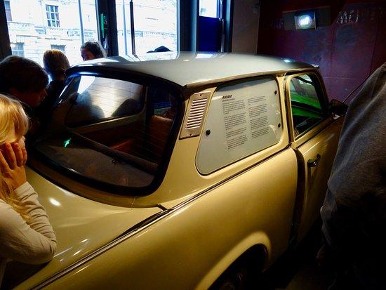 Trabant Or Trabbi In Museum Bild Von Ddr Museum Berlin Tripadvisor