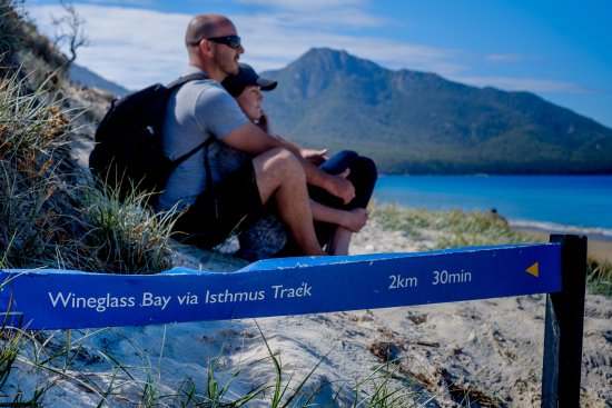Coles Bay, Australia: Freycinet National Park- there's a huge range of walks from short to full of adventures
