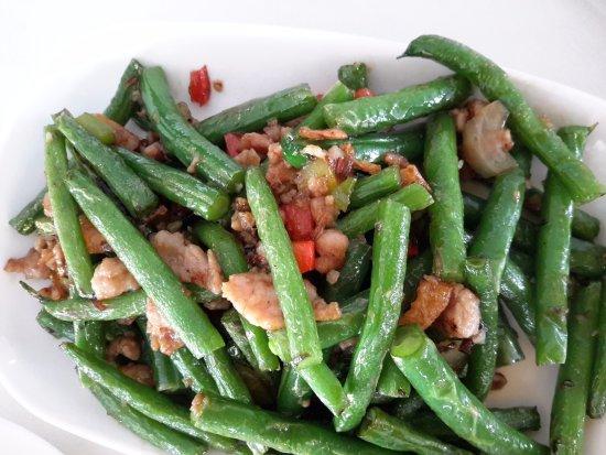 Southport, Australia: Green beans