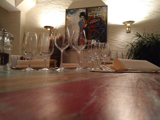 Saint-Legier-La Chiesaz, Schweiz: Restaurant Chez Dallen