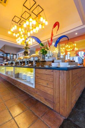 Wyndham Garden Kuta: Kubu Bene Restaurant