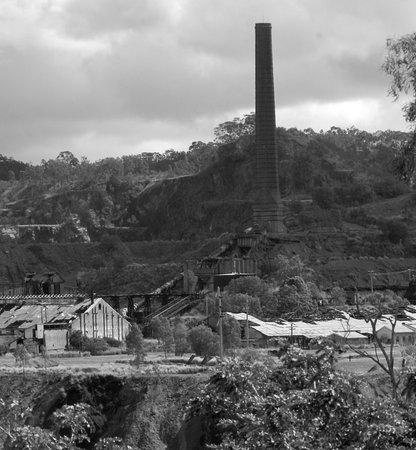 Rockhampton, Australia: Mount Morgan goldmine