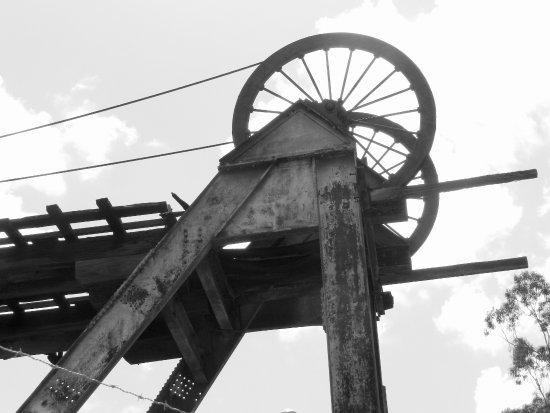 Rockhampton, Australia: Mt Morgan goldmine