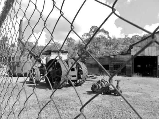 Rockhampton, Austrália: Mt Morgan goldmine