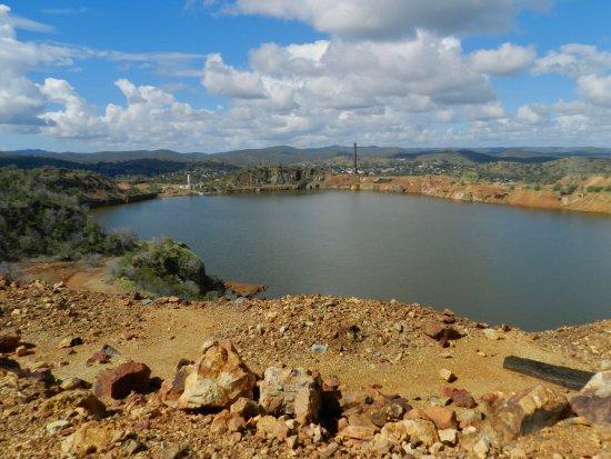 Rockhampton, Austrália: Mount Morgan goldmine