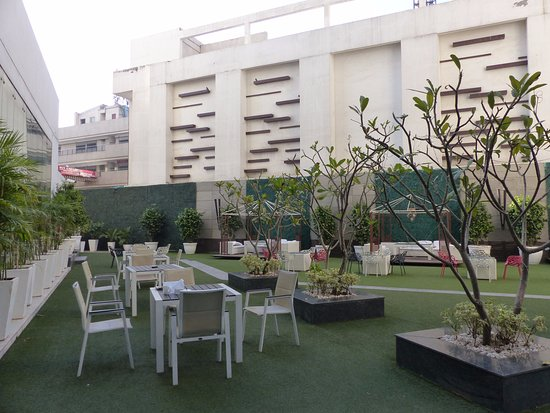 Hilton Garden Inn Gurgaon Baani Square India-bild