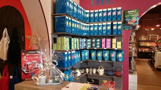 thé comptoir français du thé le cellier des grands vins valognes