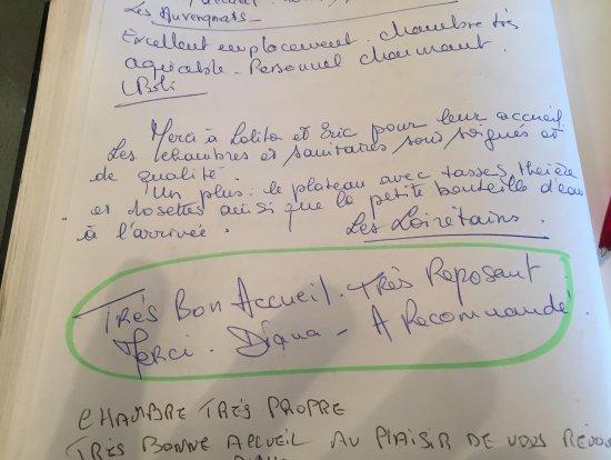 Beau Rivage: avis des amis de Mr Herman!!