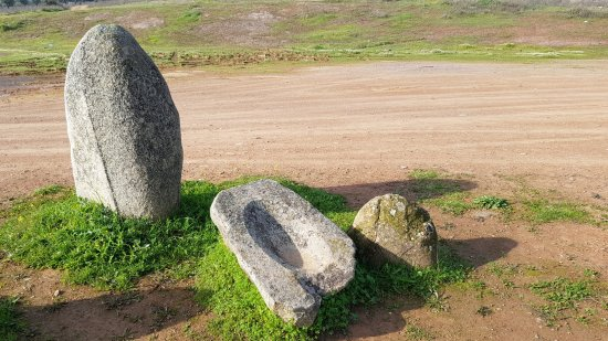 Monsaraz, Portugal: Una pileta