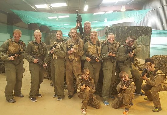 Milford Haven, UK: CQB Adventures Pembrokeshire