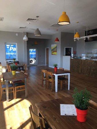 Clapham, UK: Goat Gap Cafe