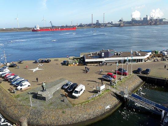 Ijmuiden, Holland: DFDS Seaways