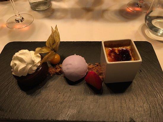 La Costera: dessert