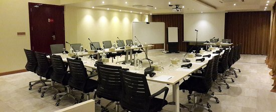 Thulusdhoo Island: Conference Hall on the 4th floor of the Hotel