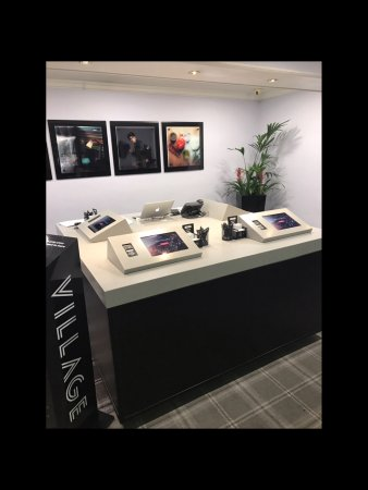 Whiston, UK : Reception