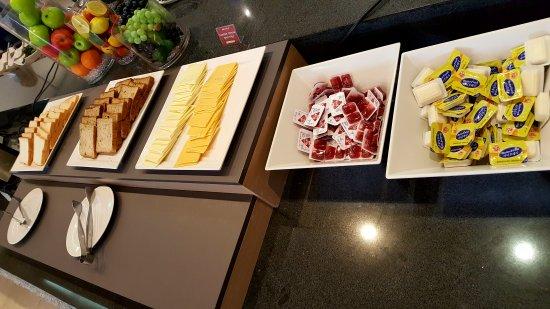 Andong, Sydkorea: Breakfast Richell