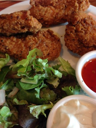 The Saxon Penny: Fried chicken was OK