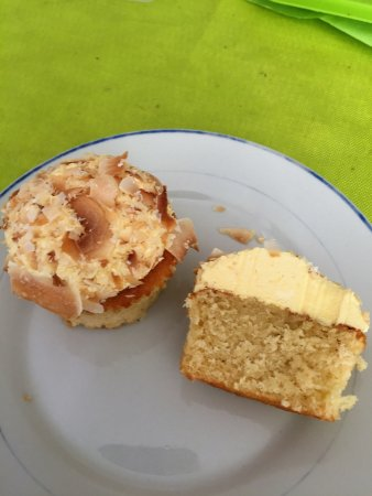Gerda's Cupcake Cafe: Das geht besser...!