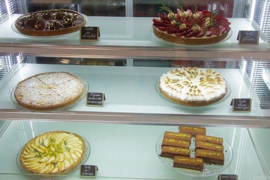 Cugnaux, France: Des tartes faites maison, mais pas que! Le restaurant vous propose des menus entièrement fait ma