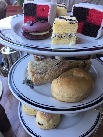 Great high tea