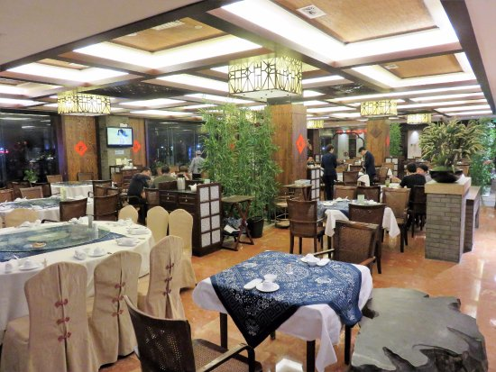Yuyao, China: Traditional Chinese restaurant