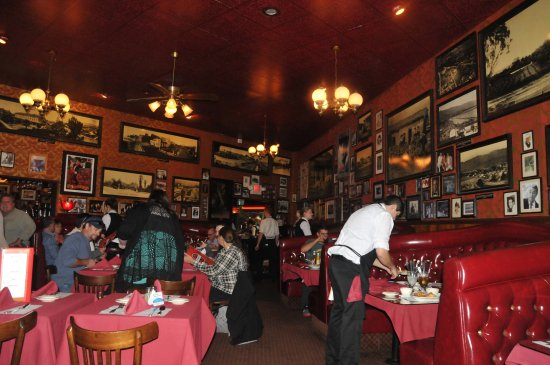 Harry S Plaza Cafe Santa Barbara Ca