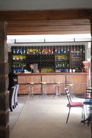 El Mercado: the bar