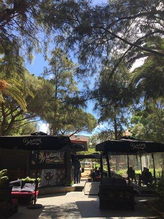 Warung bar Giardini