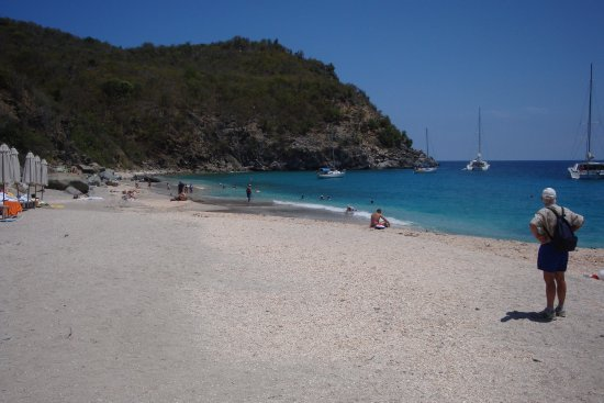 Shell Beach: Une belle plage
