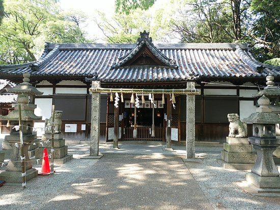 Tadaoka Shrine