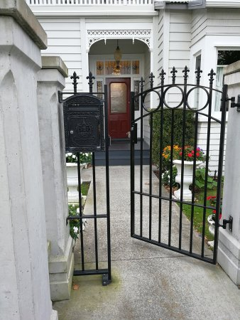 Ponsonby House: 古いながらも、趣があります。