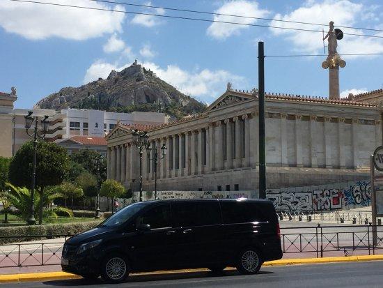 Glyfada, Grecia: Athens city canter