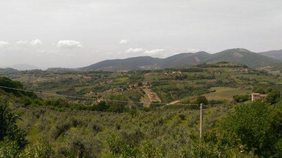 Casaprota, Италия: Panorama