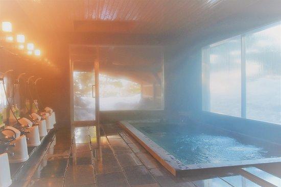 Aizubange-machi, Japan: 大浴場