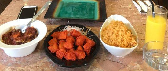 Prawn taste good picture of 7 spice indian cuisine for 7 spices asian cuisine