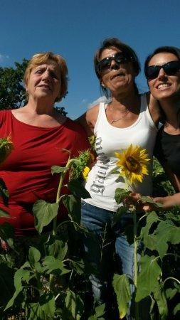 Castiglion Fiorentino, Italia: donne fiorentine
