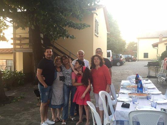 Agriturismo La Maesta: family