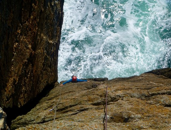 Ambleside, UK: Rock climbing courses in the Lake District