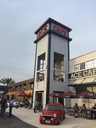 Ace Cafe Orlando Restaurant Reviews Phone Number Photos - Ace cafe orlando car show