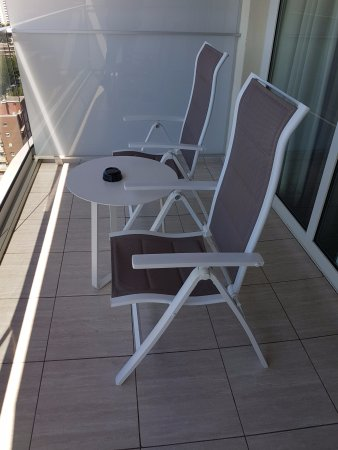 New Comfy Balcony Chairs Picture Of Hotel Don Pancho Benidorm